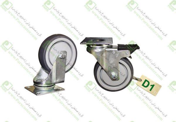 D1 600x415 - چرخ ورقی روکش PU