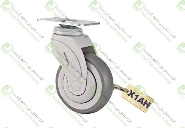 X1AH 600x415 - چرخ تمام پلاستیکی طرح تنته کفی